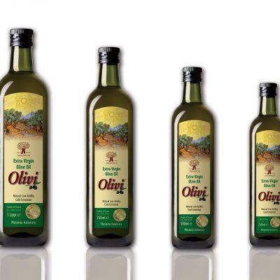 OLIVI Extra ΠΑΡΘΕΝΟ 250ml Γυαλ.
